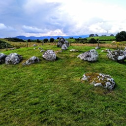 6 sierpnia, Podróż do Donegal Town i Cmentarzysko Carrowmore