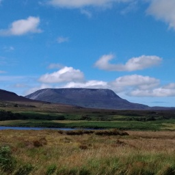 8 sierpnia, Glenveagh National Park